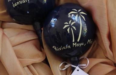 Cancun Wedding Maracas