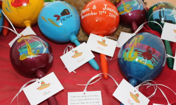 Original Multicolor Maracas